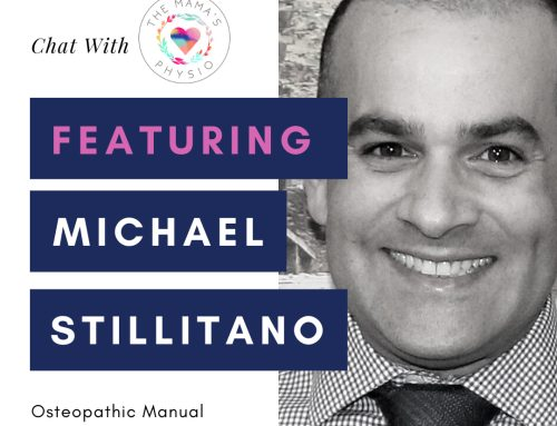 Chat With the Mama's Physio – Feat. Michael Stillitano